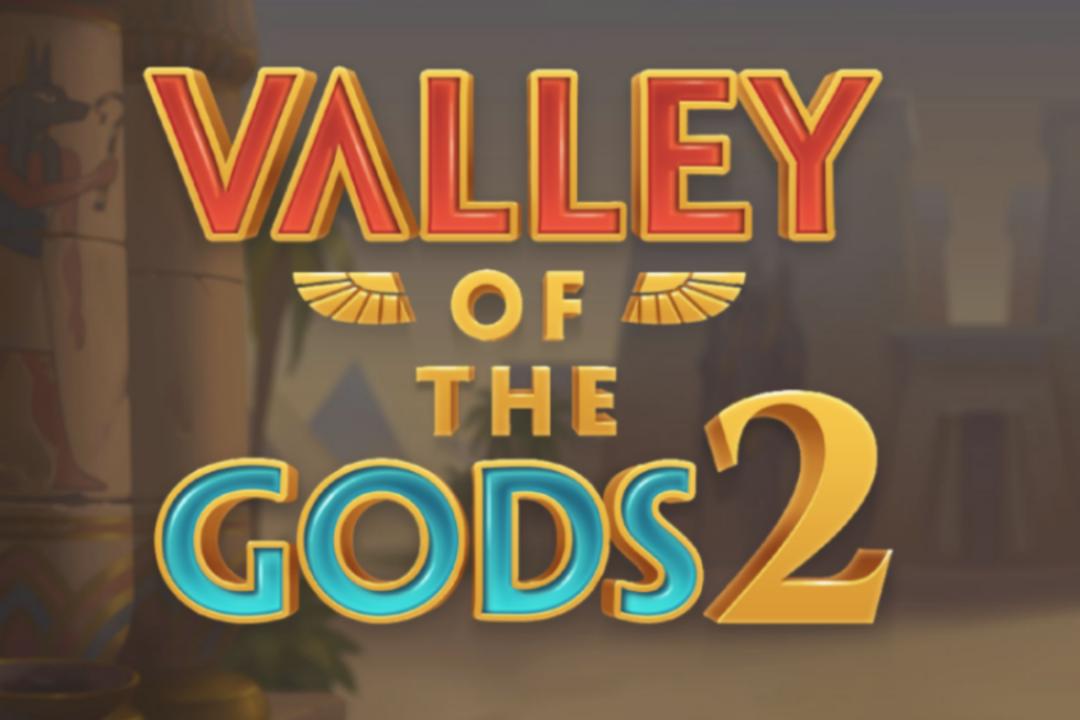 注目 新作ゲーム- Valley of the Gods 2
